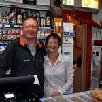 Nye kioskejere på Blangstedgård