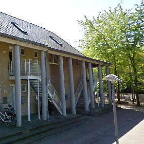 Det lysebrune hus