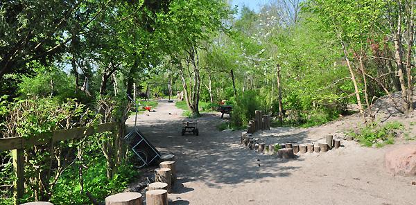 Haven ved Kastanjen