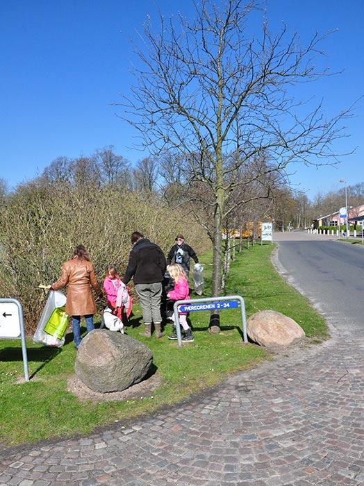 Miljødag på Blangstedgård 2015