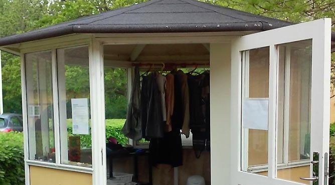 Genbrugs-Pavillon