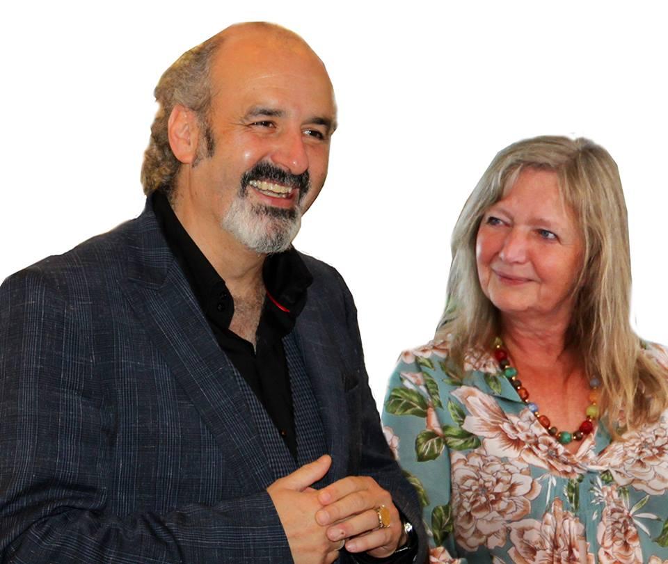 Operasanger Jesper Buhl og Hanne Bramsen